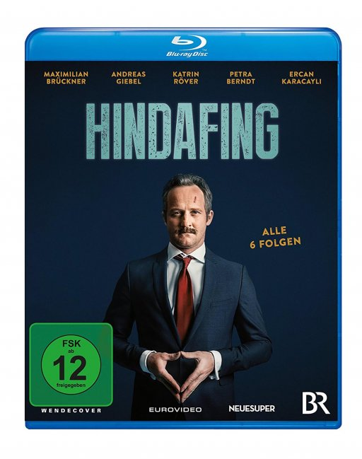 HINDAFING BluRay Cover ANDREAS PFOHL