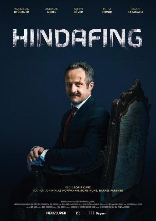 HINDAFING Plakat ANDREAS PFOHL